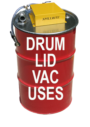 explosion proof vacuum applications